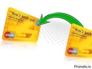 перевод электронных денег в банк