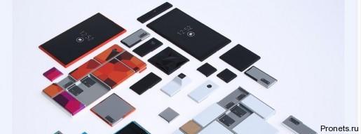 Screenshot Motorola Project Ara